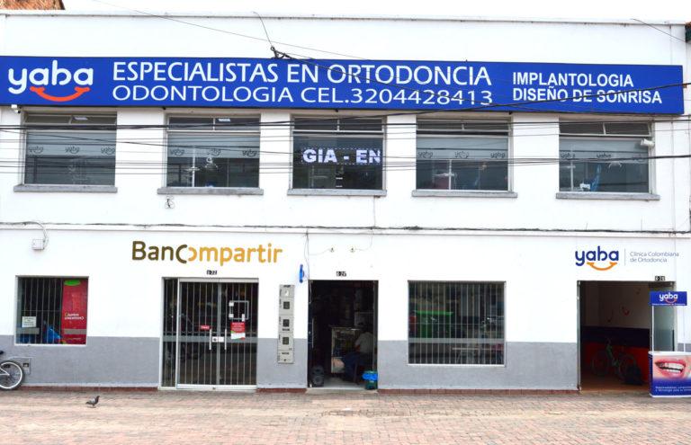 ORTODONCIA YABA - SEDE UBATÉ